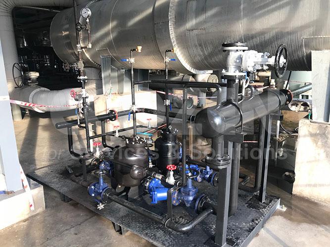 Hệ thống thu hồi nước ngưng