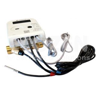 Đồng hồ đo năng lượng nhiệt siêu âm Apator Model Invonic 2
