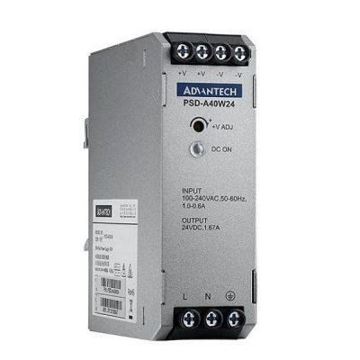 Bộ nguồn 24VDC Advantech Model PSD-A40W24