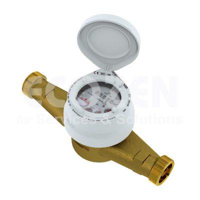 Đồng hồ nước Apator Model JS6.3-06